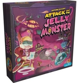 Attack of the Jelly Monster (ML) Usagé