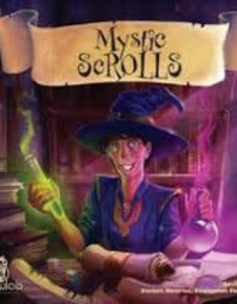 Mystic Scrolls (FR) Usagé