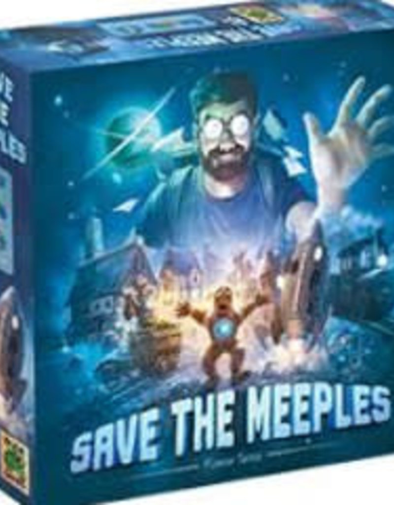 Save The Meeples (ML) Usagé