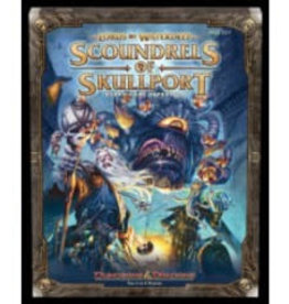 Lords of Waterdeep Ext: Scoundrels of Skullport (EN) Usagé