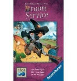 Ravensburger Broom Service: Le Jeu de Cartes (ML) (commande spéciale)