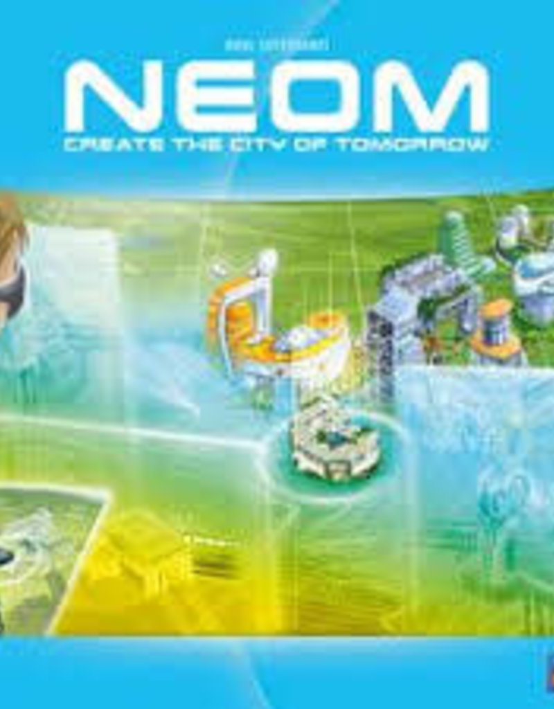 Lookout Games Neom: Create The City Of Tomorrow (EN) (commande spéciale)