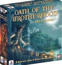 Alderac Entertainment Group Oath Of The Brotherhood: The Chosen (EN) (commande spéciale)