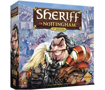 Sheriff Of Nottingham 2e Edition (EN)