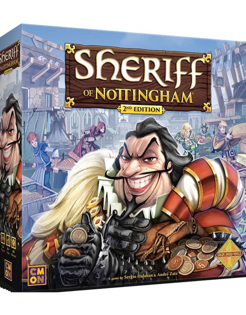 CMON Limited Sheriff Of Nottingham (EN)