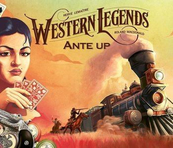 Western Legends: Ext. Les Jeux Sont Faits (Ante Up) (FR)