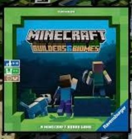 Ravensburger Minecraft: Builders & Biomes (ML)