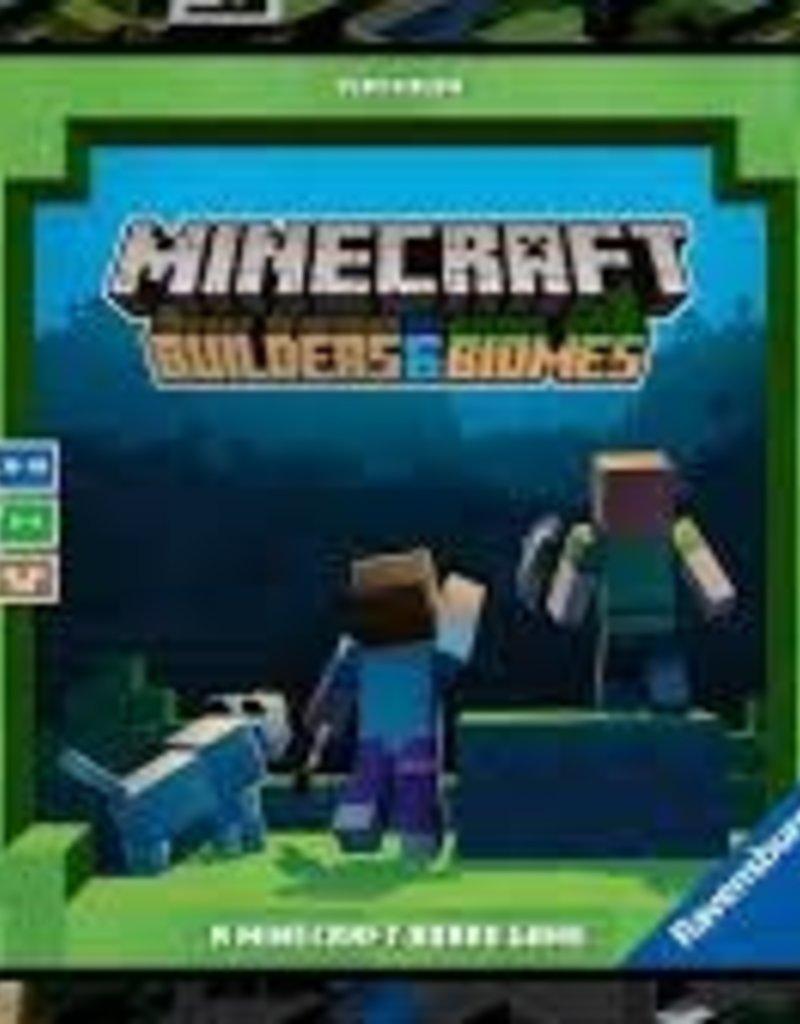 Ravensburger Minecraft: Builders & Biomes (ML)