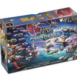 Iello Précommande: Star Realms Ext. Frontiere (FR)