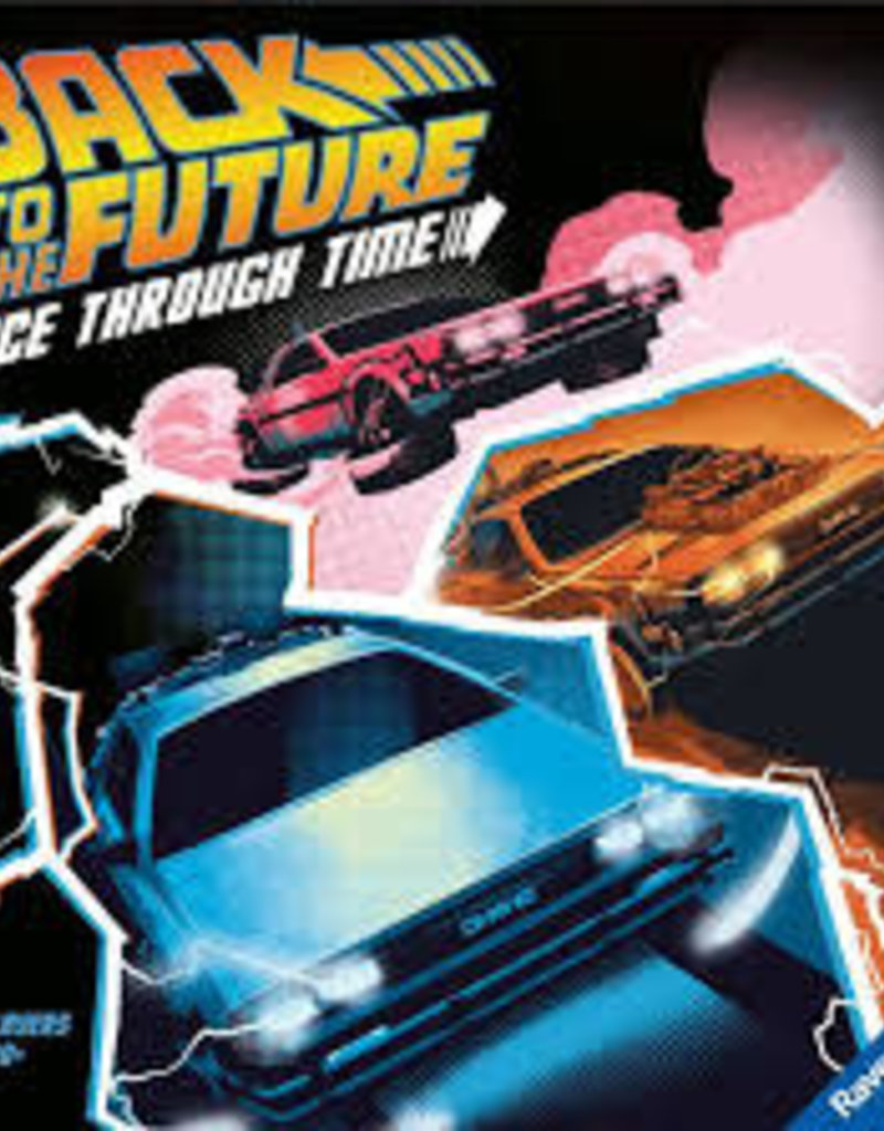 Back to the Future: Dice Through Time (EN)
