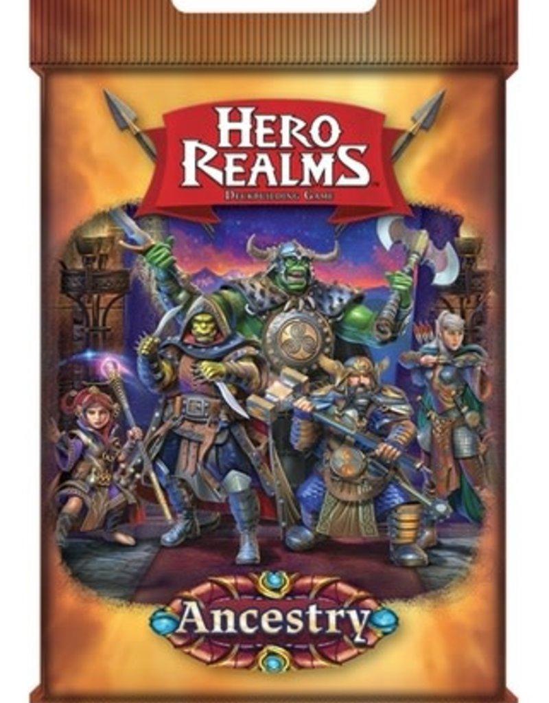 White Wizard Games Hero Realms: Ext. Ancestry Pack (EN)