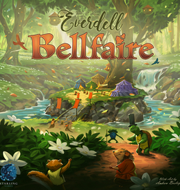 Game Salute Everdell: Ext. Bellfaire (EN)