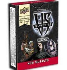 Upper Deck VS System 2PCG: New Mutants (EN)