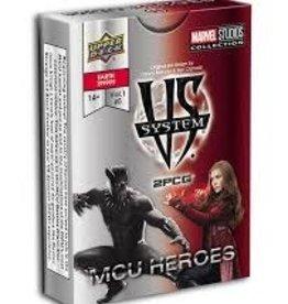 Upper Deck VS System 2PCG:  MCU Heroes (EN)