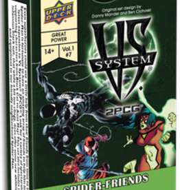 Upper Deck VS System 2PCG: Spider-Friends (EN)