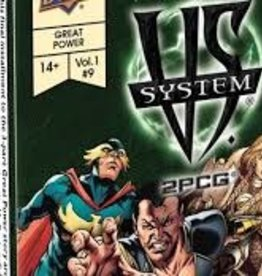 Upper Deck VS System 2PCG: The New Defenders (EN)