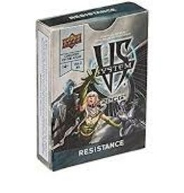 Upper Deck VS System 2PCG:  Marvel: Resistance (EN)