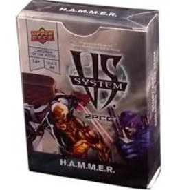 Upper Deck VS System 2PCG: Marvel: Hammer  (EN)