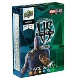 Upper Deck VS System 2PCG: G Marvel: Space & Time (EN)