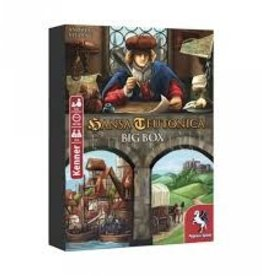 Pegasus Spiele Hansa Teutonica: Big Box (EN)