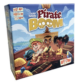 Boom Précommande: Pirate Boom (ML)