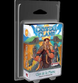 Plaid Hat Games Crystal Clans: Ext. Clan De La Plume (FR)