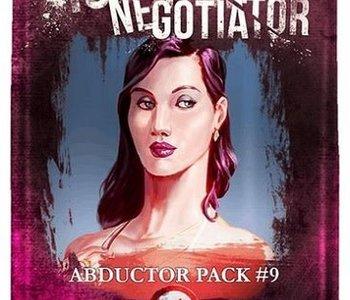 Hostage Negotiator: Abductor Pack #9 (EN)