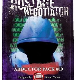 Van Ryder Games Hostage Negociator: Abductor Pack #10 (EN)