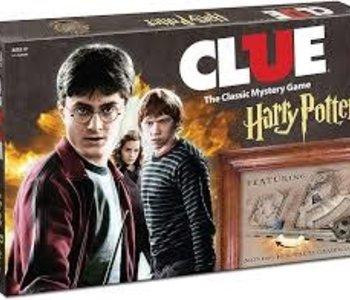 Clue: Harry Potter (EN)