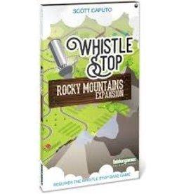 Bezier Games Whistle Stop: Ext. Rocky Mountains (EN) (commande spéciale)