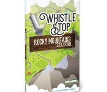 Whistle Stop: Ext. Rocky Mountains (EN) (commande spéciale)