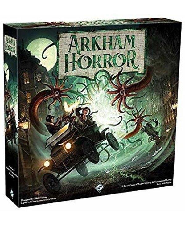 Arkham Horror: Third Edition (EN) (commande spéciale)