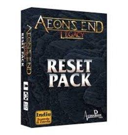 Indie Boards & Cards Aeon's End: Legacy: Ext. Reset Pack (EN) (commande spéciale)