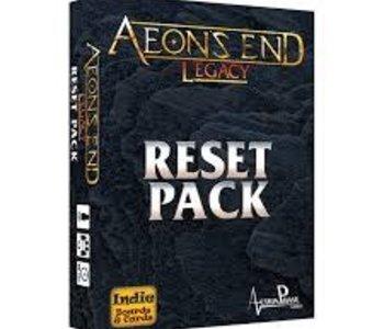 Aeon's End: Legacy: Ext. Reset Pack (EN) (commande spéciale)