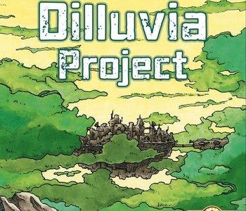 Dilluvia Project (EN) (commande spéciale)