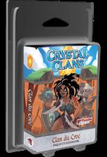 Plaid Hat Games Crystal Clans: Ext. Clan Du Croc (FR) (commande spéciale)