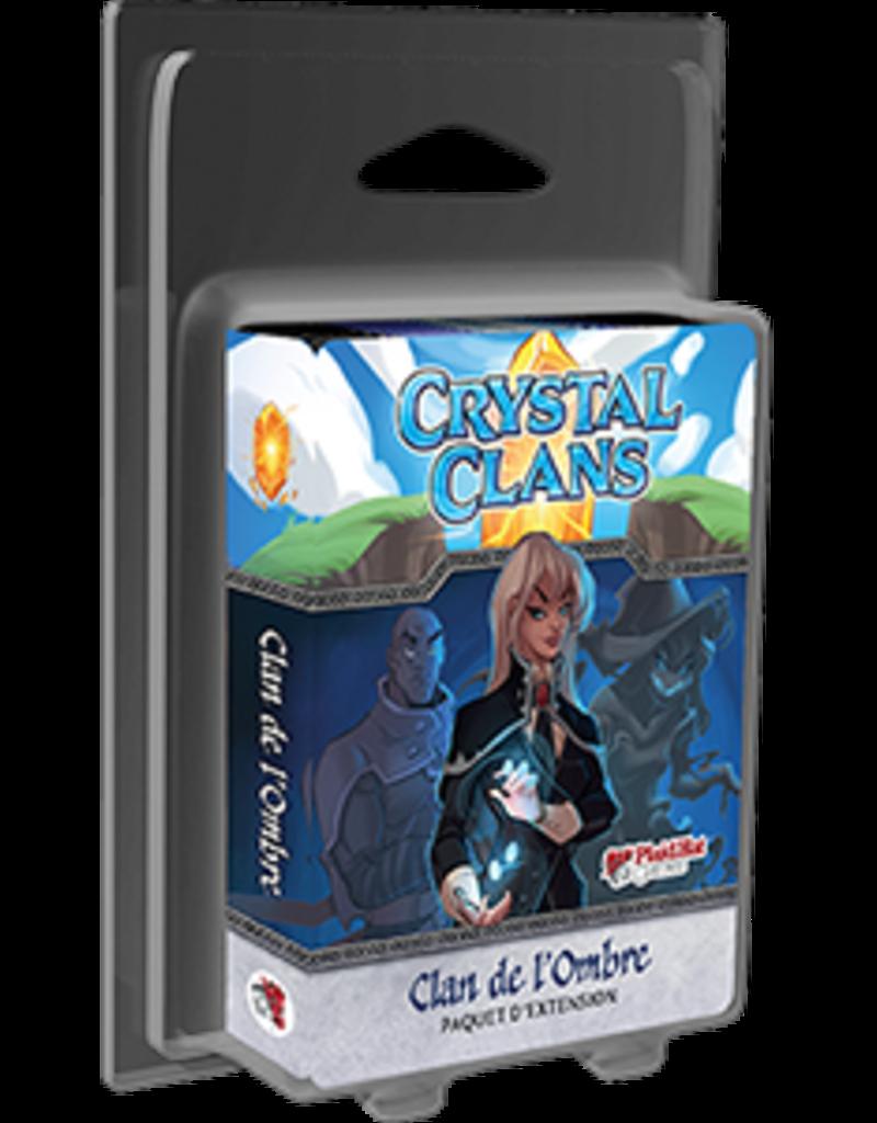 Plaid Hat Games Crystal Clans: Ext. Clan De L'Ombre (FR) (commande spéciale)