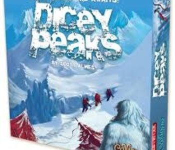 Dicey Peaks (EN) (commande spéciale)