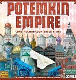 Indie Boards & Cards Potemkin Empire (EN) (commande spéciale)