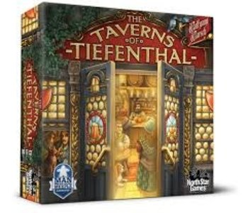 The Taverns Of Tiefenthal (EN) (commande spéciale)