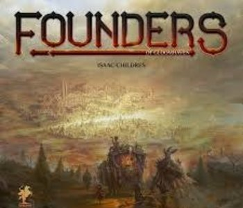 Founders of Gloomhaven (EN) (commande spéciale)