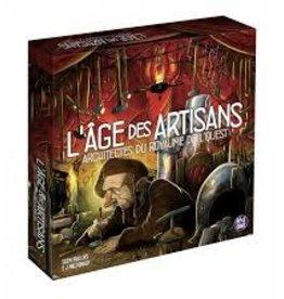 PixieGames Architectes Du Royaume De L'Ouest: Ext. L'Age Des Artisans (FR)