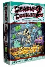 Steve Jackson Games Deadly Doodles: Ext. 2 (EN)