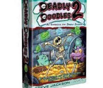 Deadly Doodles: Ext. 2 (EN)