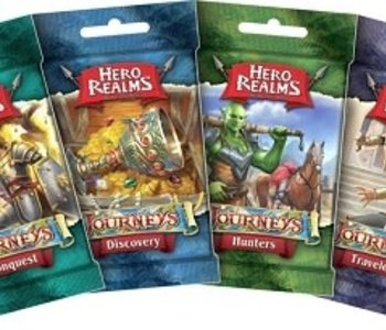 Hero Realms: Journeys: Ext. Conquest Pack (EN)