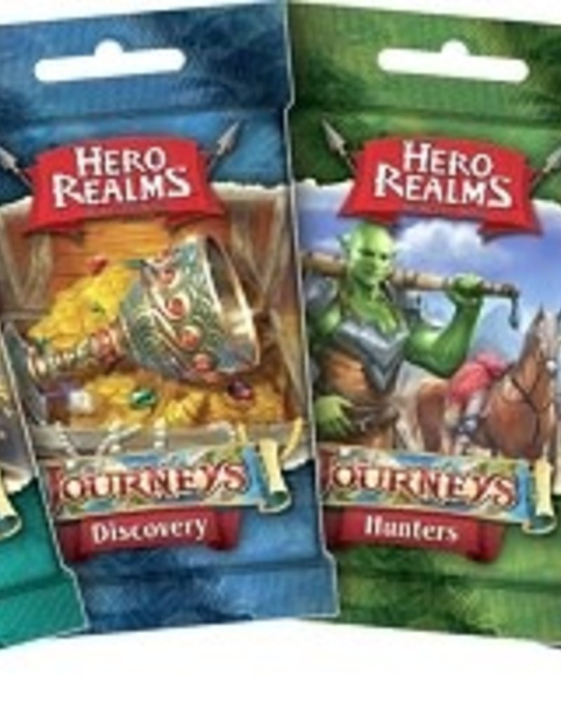White Wizard Games Hero Realms: Journeys: Ext. Conquest Pack (EN)