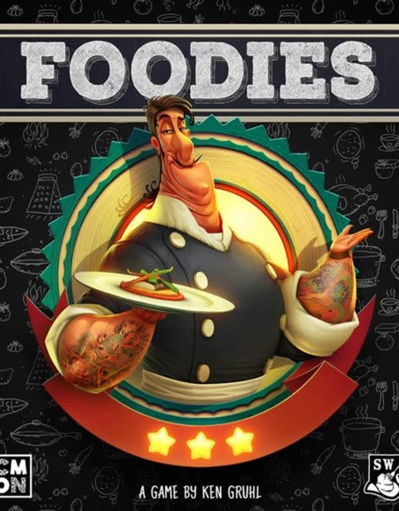 CMON Limited Foodies (FR)