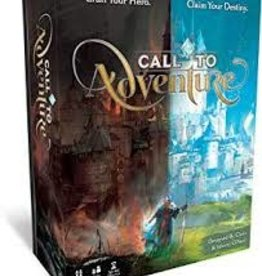 La Boite De jeu Call to Adventure (FR)