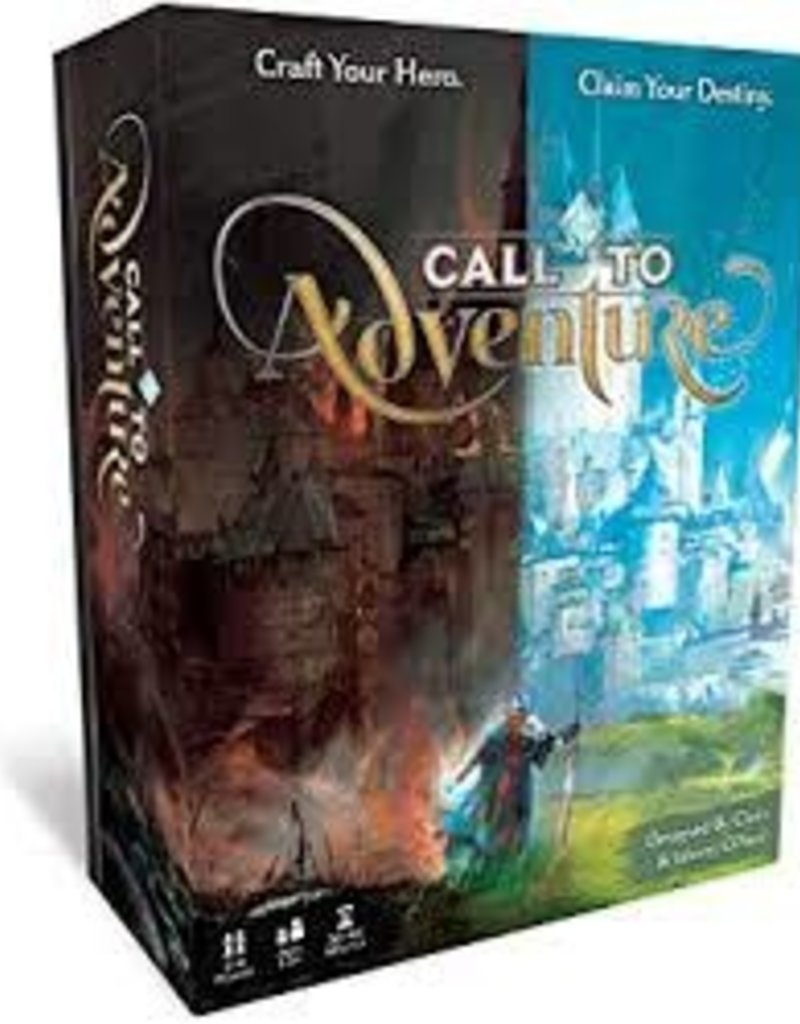 La Boite De jeu Call to Adventure (FR)