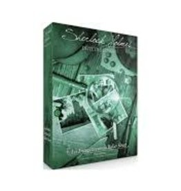 Space Cowboys Sherlock Holmes: Les Franc-Tireurs De Baker Street (FR)